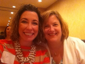 Sam and me at a Stella & Dot training