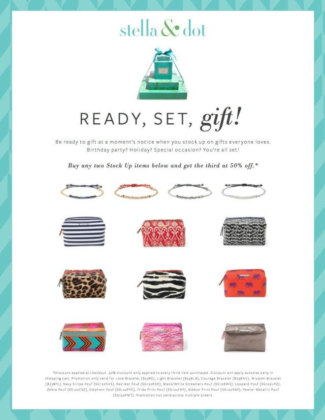 ReadySetGift stella & dot