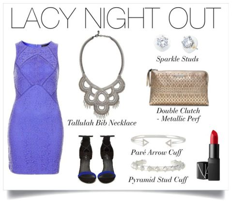 Lacy Night Out